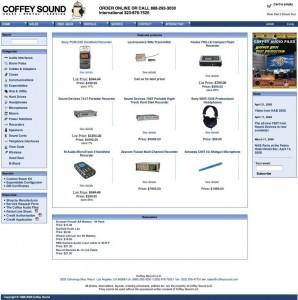 coffeysound