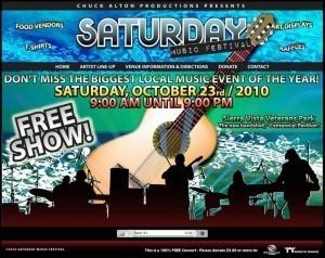 saturdaymusicfestival.com